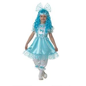 костюм для девочки Мальвина напрокат в Бобруйске