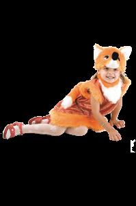 новогодний костюм лисы напрокат в Бобруйске