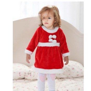 новогодний костюм Санта для девоки
