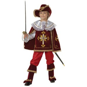 новогодний костюм для мальчика Мушкетёр напрокат