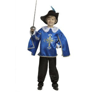 ПРокат костюма для мальчика Мушкетёр