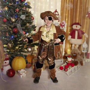 Костюм пирата в аренду