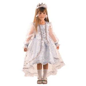 Прокат новогоднего костюма Снежинка для девочки