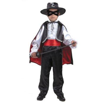 детский костюм Зорро для мальчиков напрокат