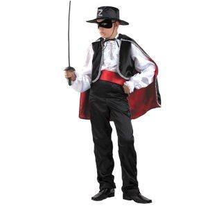 Прока карнавального костюма для мальчика Зорро