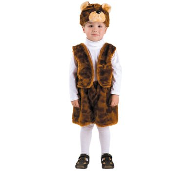 прокат костюма медведя для мальчика