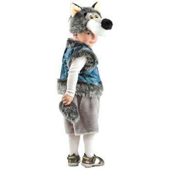Прокат новогоднего костюма для мальчика