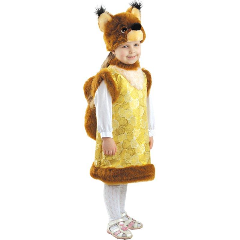 Прокат новогодних костюмов для девочки