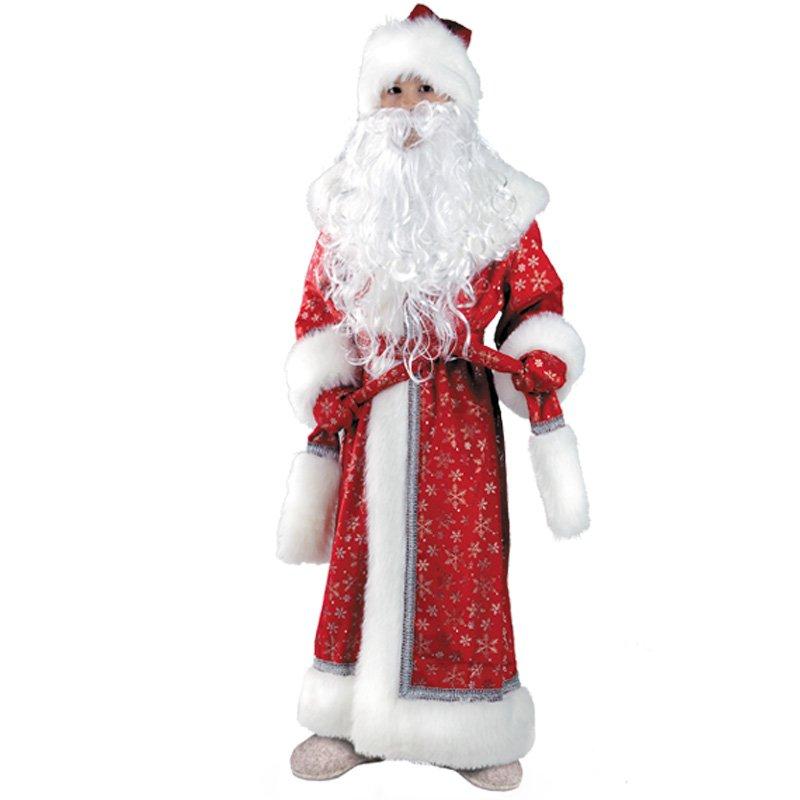 Костюм Дед Мороз детский