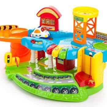 Детские развивающие игрушки напрокат