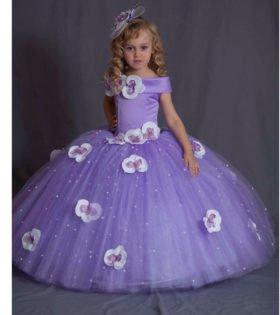 Вечернее платье напрокат для девочки