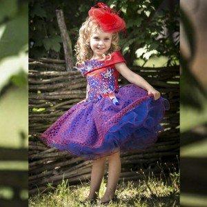 детсоке напрокядное платье напрокат в Бобруйске