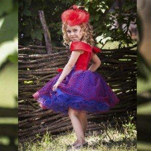 нарядное детсоке платье напрокат в Бобруйске