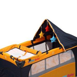 Детская-кровать манеж