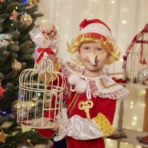 Карнавальный костюм Буратино в аренду
