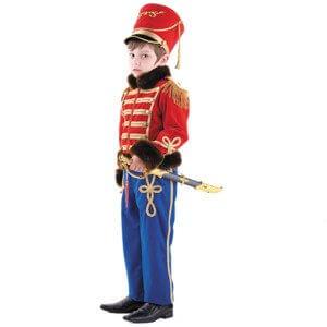 Карнавальный костюм для мальчика Гусарский офицер напрокат в Бобруйске