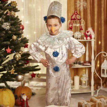 Костюм снеговика напрокат в Бобруйске