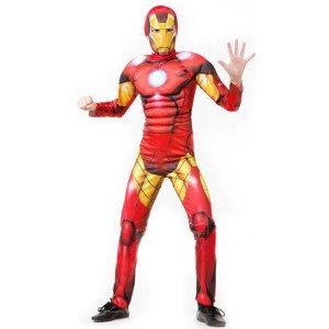 Прокат каранавального костюм для мальчика Мстители