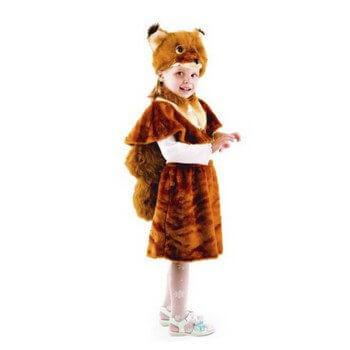 ПРокат костюма белки в Бобруйске