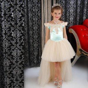 Детсоке выпускное платье