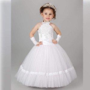 детское вечернее платье напрокат
