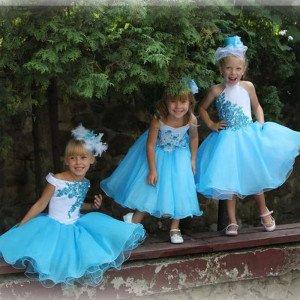 Прокат детсикх платьев для девочек в Бобруйске
