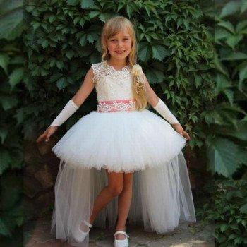 платье для девочек 7-10 лет