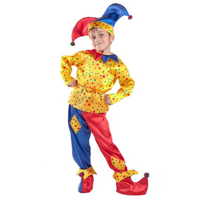 костюм петрушки напрокат