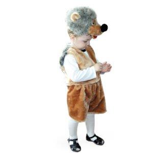 Новогодний костюм ёжика напрокат в Бобруйске