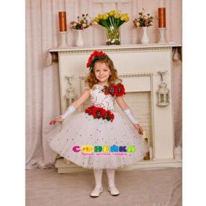 Детское платье напрокат