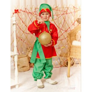 Новогодние костюмы для мальчиков