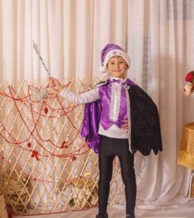 карнавальный костюм волшебник
