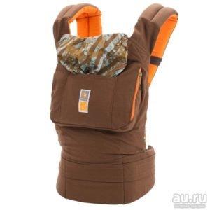 Рюкзак переноска ERGO baby напрокат в Бобруйске