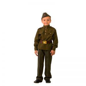 военный костюм солдата