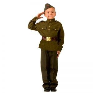 костюм солдата